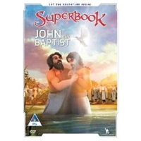 Picture of Superbook #2 John The Baptist