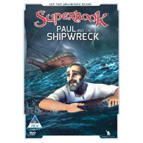 Picture of Superbook #2 Paul And Shipwreck