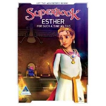 Picture of Superbook #2 Esther