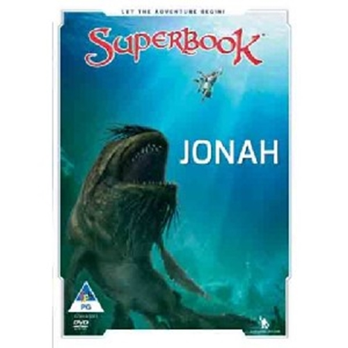 Picture of Superbook #2 Jonah