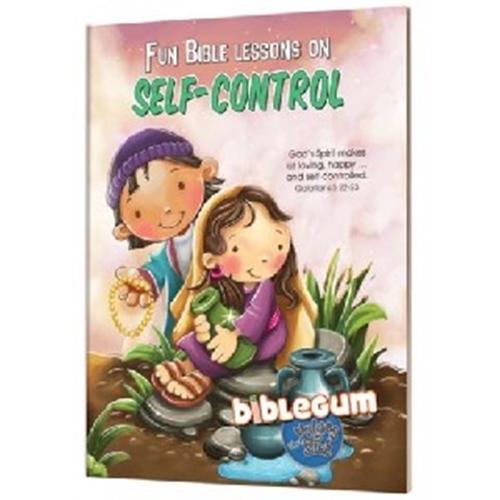 Picture of Biblegum Self Control