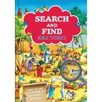 Picture of Search And Find Bible Stories