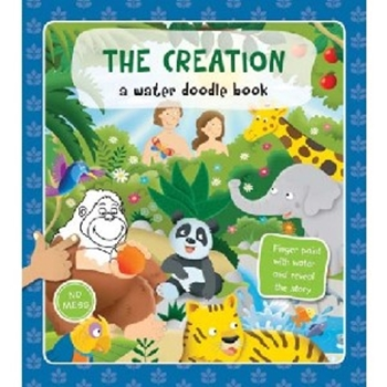 Picture of Creation Water Doodle Book