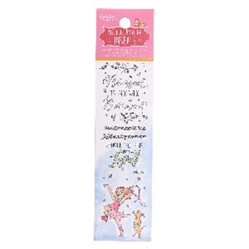 Picture of Bible Journaling Coloring Bookmark