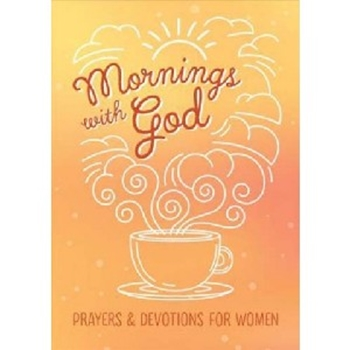 Picture of MORNINGS WITH GOD