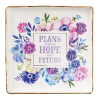 Picture of Ceramic Trinket Tray Plans To Give You Hope and a