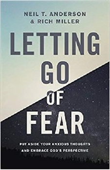 Picture of Letting Go Of Fear