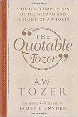 Picture of The Quotable Tozer