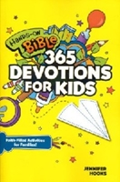 Picture of HANDS-ON BIBLE 365 DEVOTIONS FOR KIDS