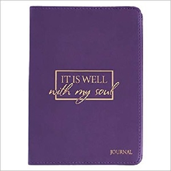 Picture of JOURNAL IT IS WELL WITH MY SOUL