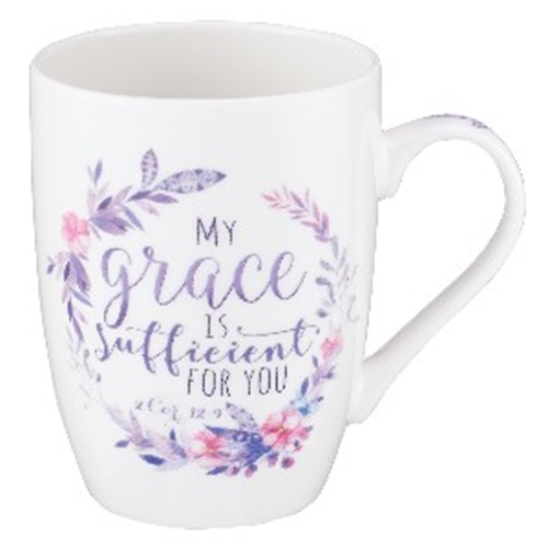 Picture of Mug My Grace Is Sufficient For You