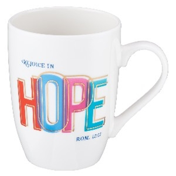 Picture of Mug Rejoice In Hope