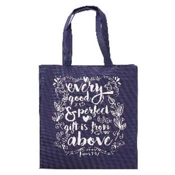 Picture of Tote Bag Every Good & Perfect Gift Is From Above