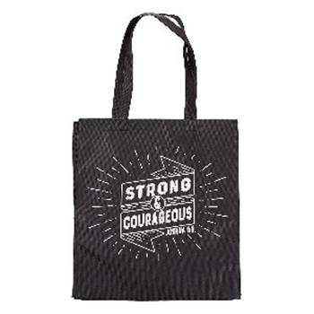 Picture of Shopping Bag Strong And Courageous