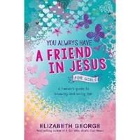 Picture of YOU ALWAYS HAVE A FRIEND IN JESUS FOR GIRLS