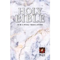 Picture of NLT COMPACT BIBLE MARBLE