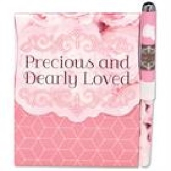 Picture of Notepad & Pen Precious And Dearly Loved