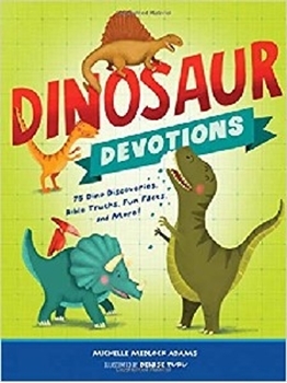 Picture of Dinosaur Devotions