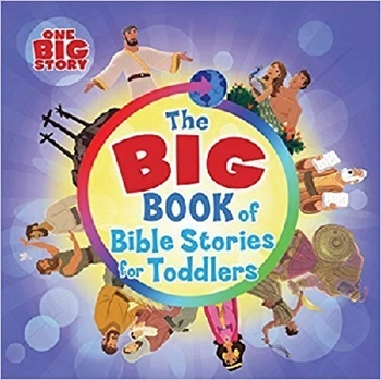 Picture of Big Book Of Bibles Stories For Toddlers