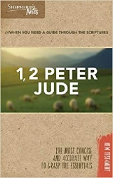 Picture of Shepherds Notes 1 & 2 Peter , Jude