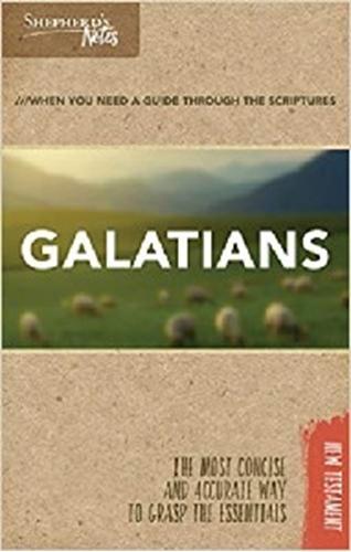 Picture of Shepherd's Notes: Galatians