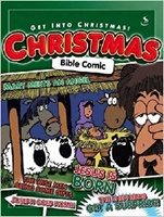 Picture of Getting into Christmas Bible Comic