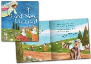 Picture of Good News Great Joy! Book