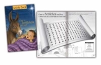 Picture of COME TO BETHLEHEM AND SEE ACTIVITY  BOOK