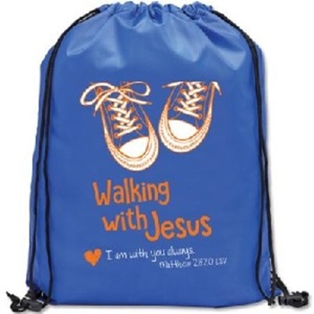Picture of TOTE BAG WALKING WITH JESUS