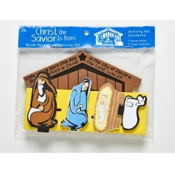 Picture of CHRIST THE SAVIOUR IS BORN NATIVITY KIT
