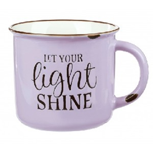 Picture of Mug Let Your Light Shine