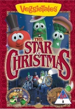 Picture of Veggietales The Star Of Christmas
