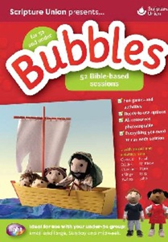 Picture of Bubbles Red Compendium: For 5s and under