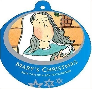 Picture of Bauble Bk Mary'S Christmas