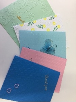 Picture of Thank You Cards Pack/5