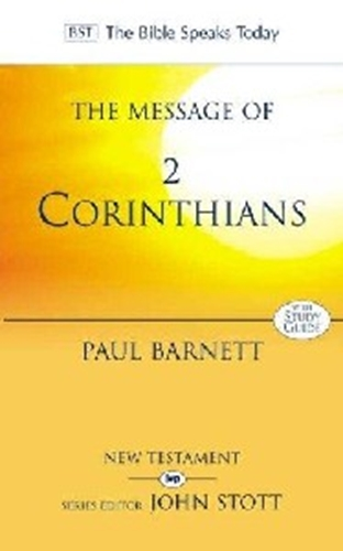 Picture of Message of 2 Corinthians (BST)