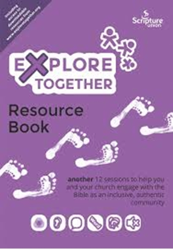 Picture of Explore Together Purple Resource Book