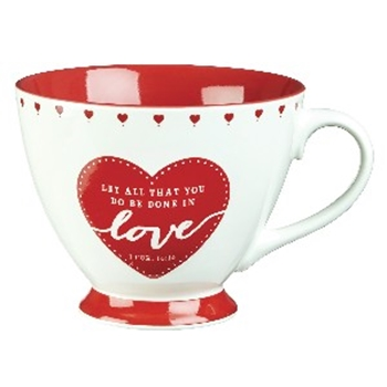 Picture of MUG VALENTINES