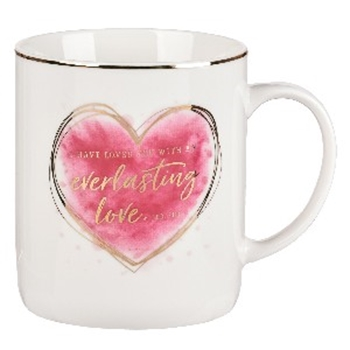 Picture of MUG EVERLSTING LOVE
