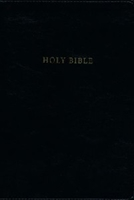 Picture of NKJV Reference Bible Super Giant Print Black L/T