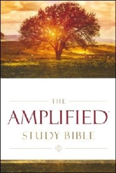 Picture of Amplified Study Bible Hardcover