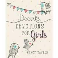 Picture of Colouring In Doodle Devotions For Girls