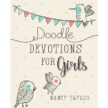 Picture of DOODLE DEVOTIONS FOR GIRLS