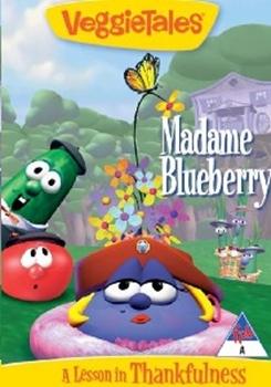 Picture of Veggietales Madame Blueberry