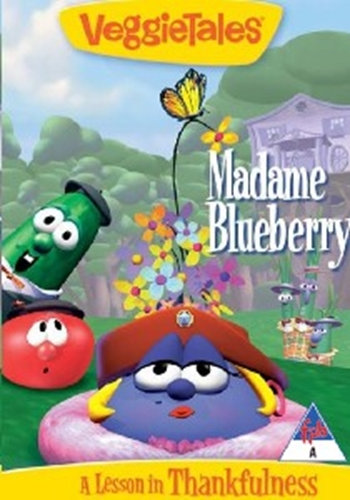 Picture of Veggietales Madame Blueberry