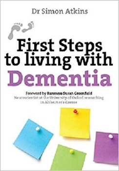 Picture of FIRST STEPS TO LIVING WITH DEMETIA O/P