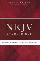 Picture of NKJV Study Bible Hardcover