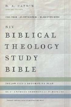 Picture of NIV Biblical Theology Study Bible