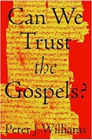 Picture of CAN WE TRUST THE GOSPELS