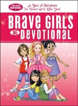 Picture of Brave Girls 365 Devotions